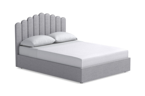 Coco Drive Upholstered Bed :: Size: Queen Size