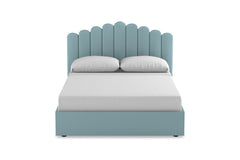 Coco Drive Upholstered Bed From Kyle Schuneman :: Size: California King