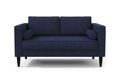 "Delilah Apartment Size Sofa :: Leg Finish: Espresso / Size: Apartment Size - 74""w"