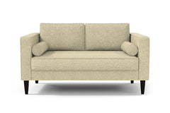"Delilah Loveseat :: Leg Finish: Espresso / Size: Loveseat - 60""w"