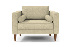 Delilah Chair :: Leg Finish: Pecan