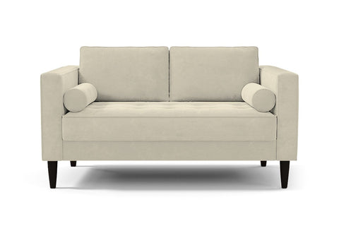 Delilah Apartment Size Sofa :: Leg Finish: Espresso / Size: Apartment Size - 74