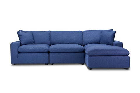 Ashton 4pc Modular Sectional