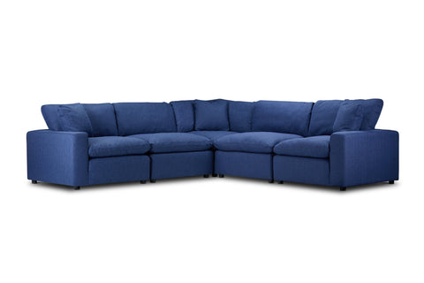 Ashton 5pc Modular Sectional