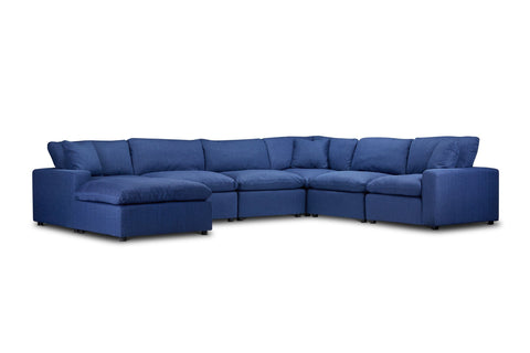 Ashton 7pc Modular Sectional