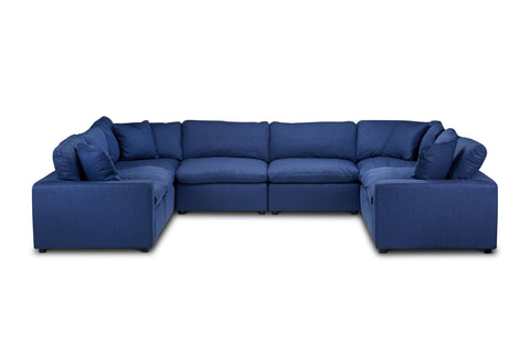 Ashton 8pc Modular Sectional