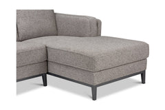 Westley 2pc Sectional Sofa :: Configuration: RAF - Chaise on the Right