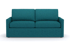 Fabian Queen Size Sleeper Sofa :: Sleeper Option: Memory Foam Mattress
