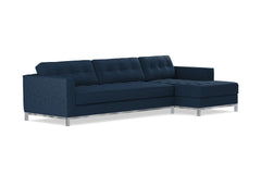 Fillmore 2pc Sectional Sofa :: Configuration: RAF - Chaise on the Right