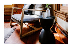 Chandler Stool BLACK
