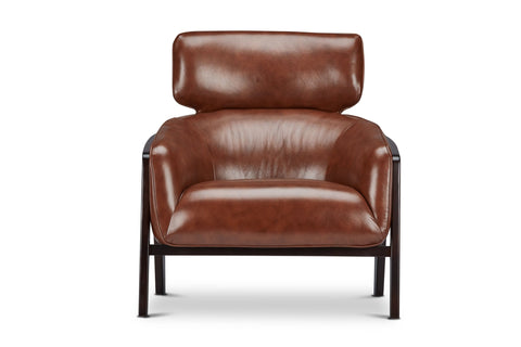 Hauser Leather Chair