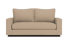"Harper Loveseat :: Leg Finish: Espresso / Size: Loveseat - 62""w"