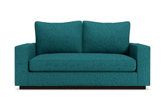 "Harper Apartment Size Sofa :: Leg Finish: Espresso / Size: Apartment Size - 74""w"