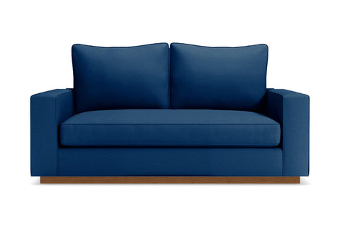 Harper Apartment Size Sofa :: Leg Finish: Pecan / Size: Apartment Size - 74