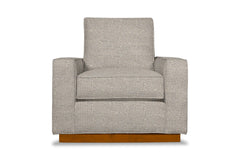 Harper Chair :: Leg Finish: Pecan