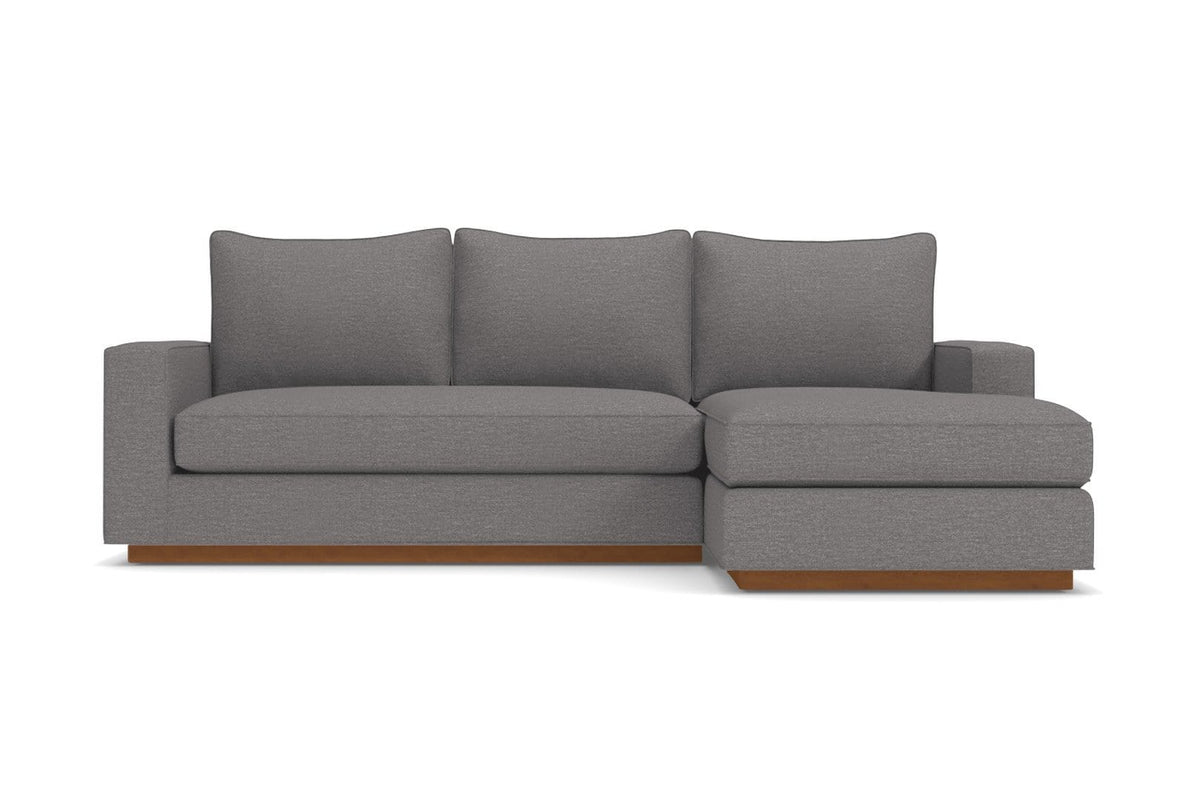Harper Reversible Chaise Sofa Usa Made Small Space