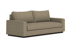 Harper Queen Size Sleeper Sofa :: Leg Finish: Espresso / Sleeper Option: Deluxe Innerspring Mattress