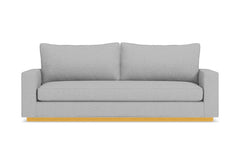 Harper Queen Size Sleeper Sofa :: Leg Finish: Natural / Sleeper Option: Deluxe Innerspring Mattress