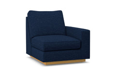 Harper Right Arm Chair :: Leg Finish: Natural / Configuration: RAF - Chaise on the Right