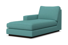 Harper Left Arm Chaise :: Leg Finish: Espresso / Configuration: LAF - Chaise on the Left