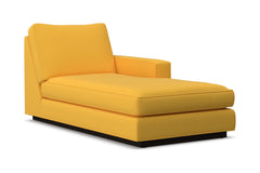 Harper Right Arm Chaise :: Leg Finish: Espresso / Configuration: RAF - Chaise on the Right
