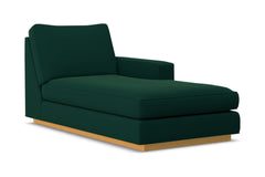 Harper Right Arm Chaise :: Leg Finish: Natural / Configuration: RAF - Chaise on the Right