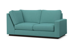 Harper Right Arm Return Loveseat :: Leg Finish: Espresso / Configuration: RAF - Chaise on the Right
