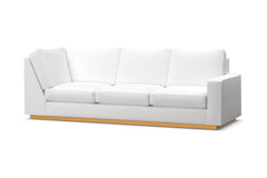 Harper Right Arm Return Sofa :: Leg Finish: Natural / Configuration: RAF - Chaise on the Right