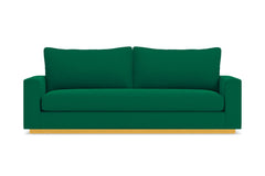 Harper Sofa :: Leg Finish: Natural