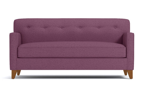 Harrison Apartment Size Sofa :: Leg Finish: Pecan / Size: Apartment Size - 68.5