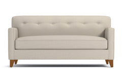 "Harrison Apartment Size Sofa :: Leg Finish: Pecan / Size: Apartment Size - 68.5""w"