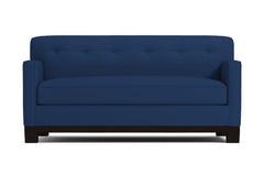 "Harrison Ave Loveseat :: Leg Finish: Espresso / Size: Loveseat - 54""w"
