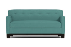 "Harrison Ave Apartment Size Sofa :: Leg Finish: Espresso / Size: Apartment Size - 68.5""w"