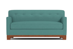 "Harrison Ave Apartment Size Sofa :: Leg Finish: Pecan / Size: Apartment Size - 68.5""w"