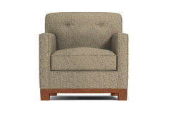 Harrison Ave Chair :: Leg Finish: Pecan