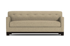 Harrison Ave Queen Size Sleeper Sofa :: Leg Finish: Espresso / Sleeper Option: Memory Foam Mattress