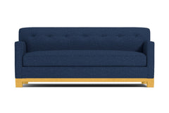 Harrison Ave Sofa :: Leg Finish: Natural