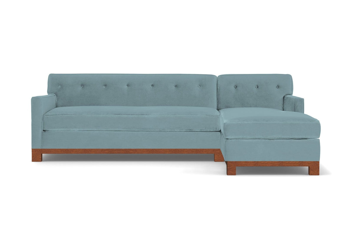 Harrison Ave 2pc Sectional Sofa - Apartment Sectional Sofas ...