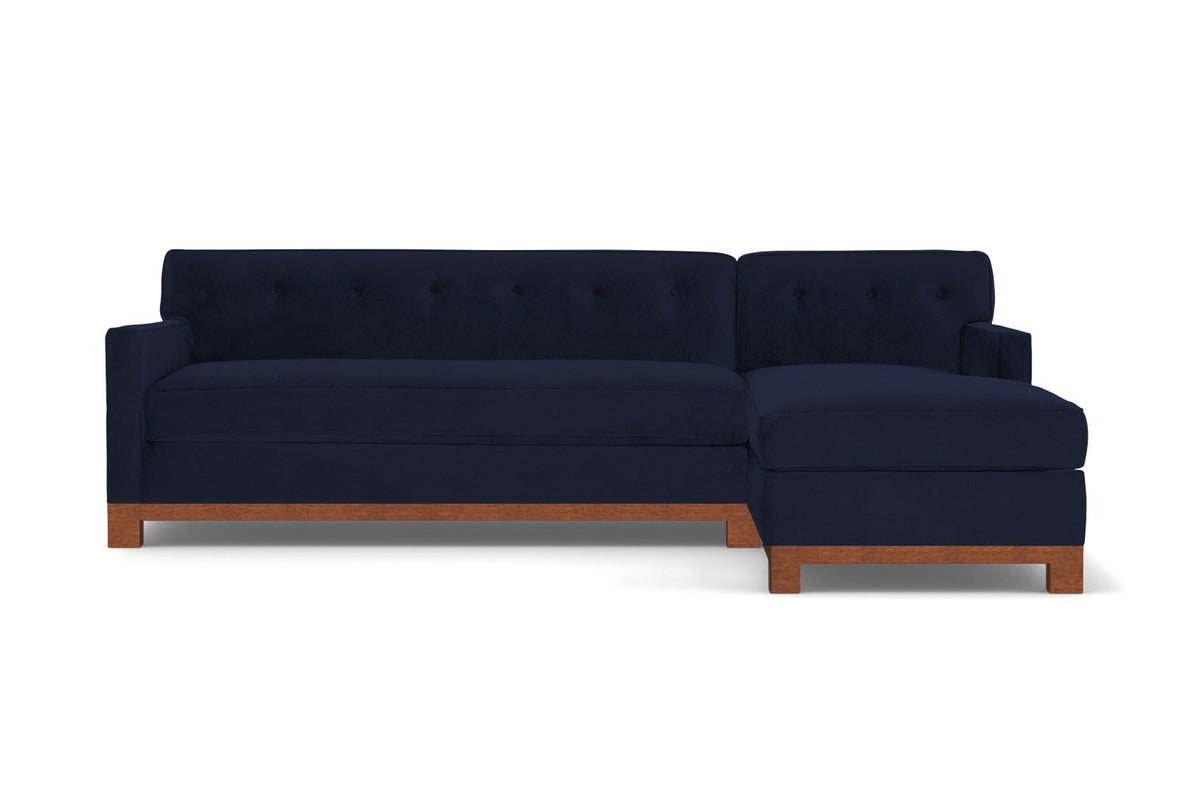 Harrison Ave 2pc Sleeper Sectional - Sectional Sofa Beds | Apt2B