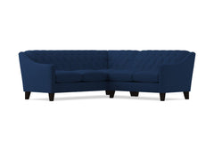 Jackson 2pc Sectional Sofa :: Leg Finish: Espresso