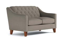 "Jackson Apartment Size Sofa :: Leg Finish: Pecan / Size: Apartment Size - 68""w"