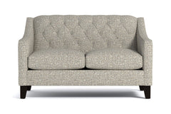 "Jackson Loveseat :: Leg Finish: Espresso / Size: Loveseat - 53""w"