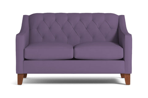 Jackson Apartment Size Sofa :: Leg Finish: Pecan / Size: Apartment Size - 68