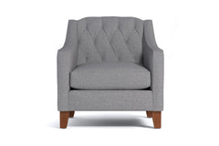 Jackson Chair :: Leg Finish: Pecan