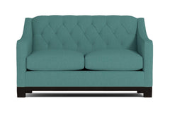 "Jackson Heights Apartment Size Sofa :: Leg Finish: Espresso / Size: Apartment Size - 68""w"