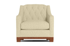 Jackson Heights Chair :: Leg Finish: Pecan