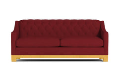 Jackson Heights Sofa :: Leg Finish: Natural