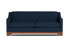 Jackson Heights Sofa :: Leg Finish: Pecan