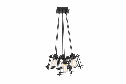 Anna Creek 6 Bulb Pendant Lamp