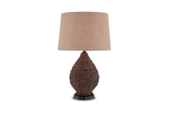 Conroy Rattan Table Lamp